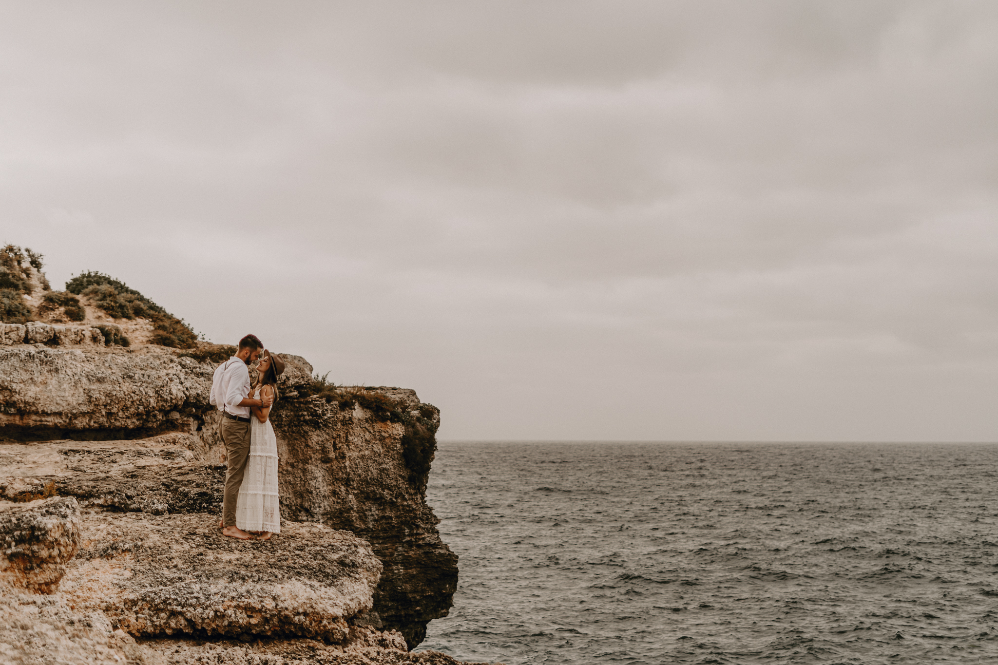 Klaudia i Maciej - sesja ślubna